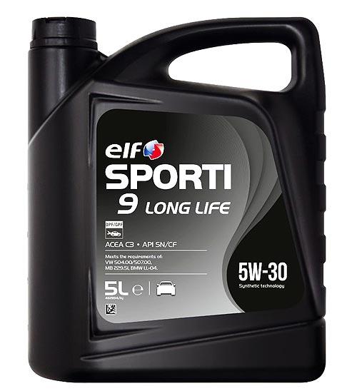 ТМ ELF запустила новую линейку смазочных материалов ELF SPORTI