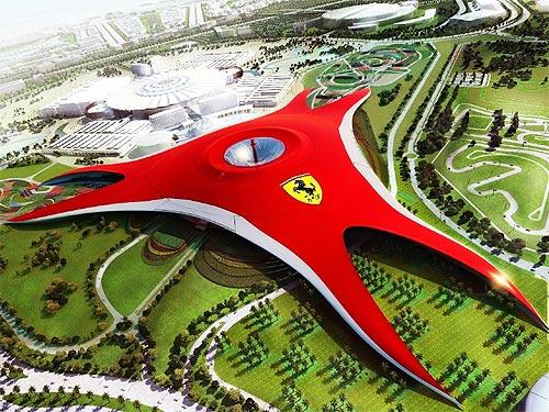 Храм скорости: Почему нужно хотя бы раз побывать в Ferrari World Park
