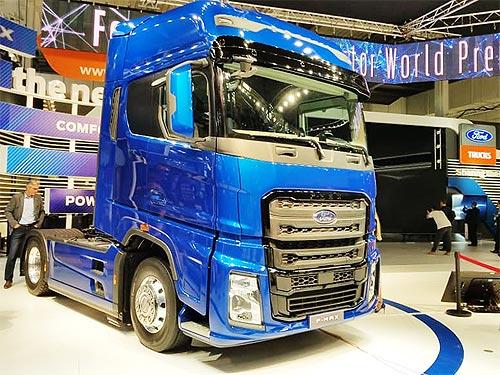 Объявлен грузовик 2019 года