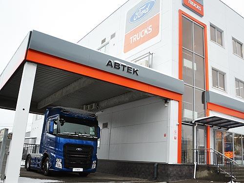 Тягач Ford Trucks F-Max выйдет на украинский рынок с революционной ценой