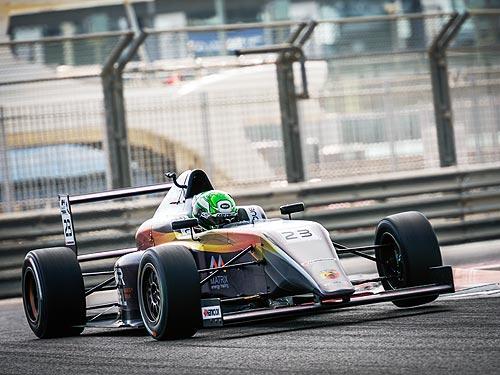 Украинец на пути в «Формула-1»