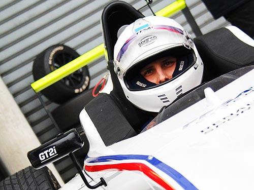 Украинец сделал первый шаг к участию в Формуле-1