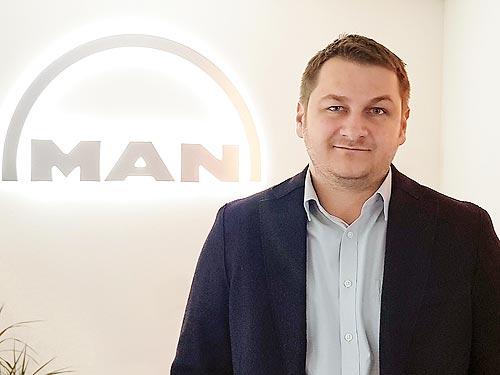 В Украине представили мировые новинки MAN - MAN