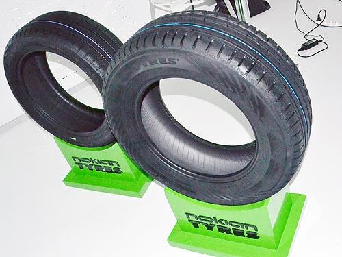 Nokian представила в Украине шины, которые разрабатывали вместе с Миккой Хаккиненом - Nokian