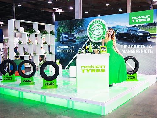 Nokian Tyres поддерживает развитие электротранспорта в Украине