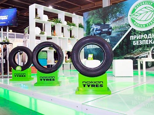 Nokian Tyres поддерживает развитие электротранспорта в Украине - Nokian