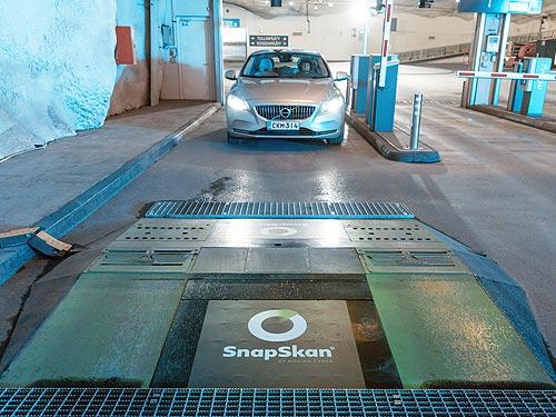 Nokian Tyres расширяет сервис SnapSkan