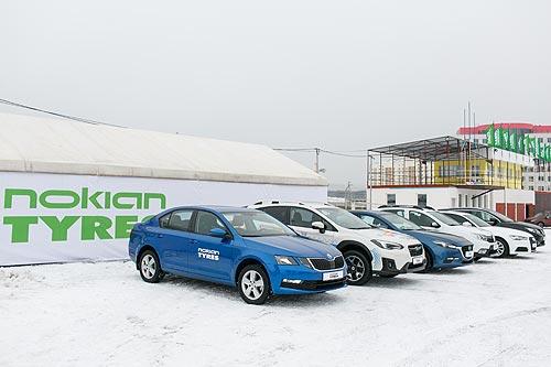 Nokian Hakkapeliitta R3 и Nokian Hakkapeliitta R3 SUV прошли первый тест в реалиях украинской зимы - Nokian