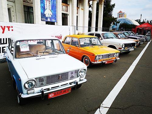 Что посмотреть на фестивале OldCarLand в Киеве - OldCarLand