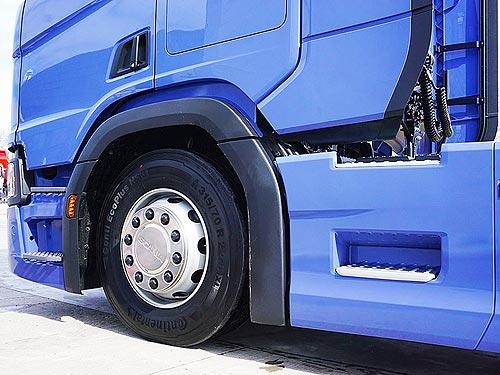 Scania представила в Украине новое поколение грузовиков сразу во всех сегментах - Scania