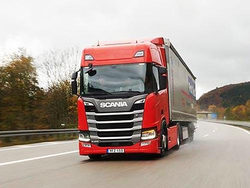 Scania снова победила в сравнительном тесте грузовиков