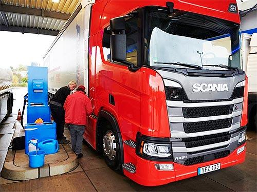 Scania снова победила в сравнительном тесте грузовиков - Scania