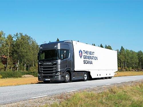 Scania R500 получил титул «Green Truck Award 2018»
