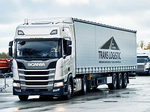 Крупнейший украинский перевозчик обнародовал свои отзывы об эксплуатации новой Scania R450
