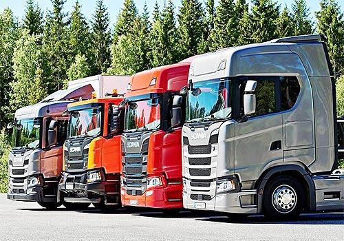 У нового поколения грузовиков Scania в Украине доступны 24 варианта кабин