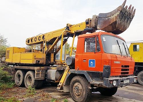 В Украину возобновились поставки автомобилей TATRA - TATRA