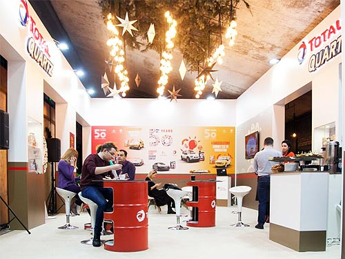 Компания Total предложила в Украине разумную альтернативу фирменному и гаражному автосервису