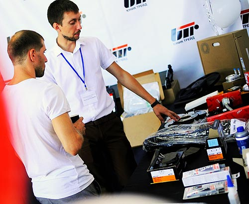 В Харькове открылся новый филиал национального дистрибьютора автозапчастей и масел Юник Трейд