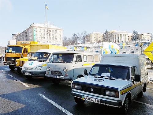 На каких авто будут ездить украинские почтальоны - почта