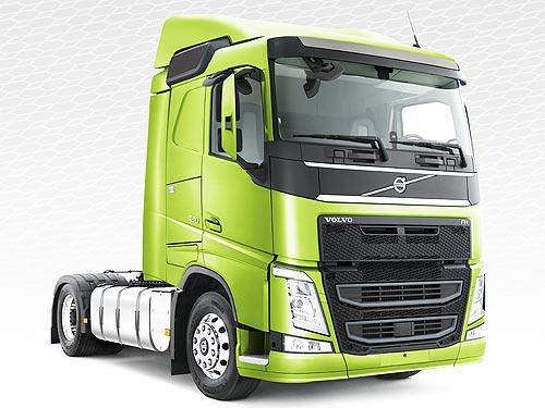 В честь 20-летию Volvo в Украине представлет лимитированную серию грузовиков