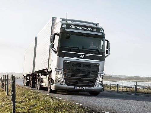 Грузовики Volvo Trucks становятся еще более экономичными