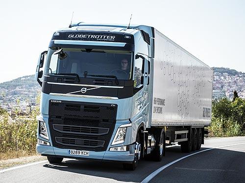 Volvo FH отмечает 25-летие