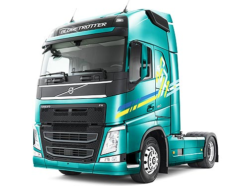 Покупателям лимитированной серии грузовиков Volvo FH Argentina и Tango Edition дарят путешествие в Аргентину
