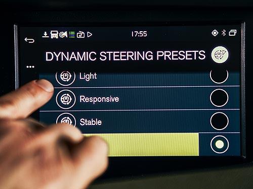 Volvo Trucks внедряет новые системы помощи водителю Volvo Dynamic Steering - Volvo