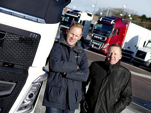 Volvo Trucks активизирует продажи грузовиков с пробегом - Volvo