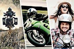 Продукция TRW теперь доступна и для мотоциклов - мотоцикл