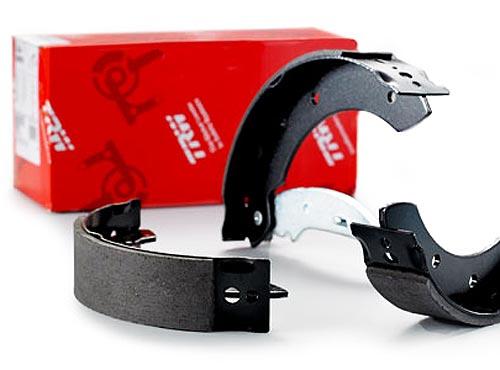 TRW представила новые тормозные колодки с черным лакокрасочным покрытием