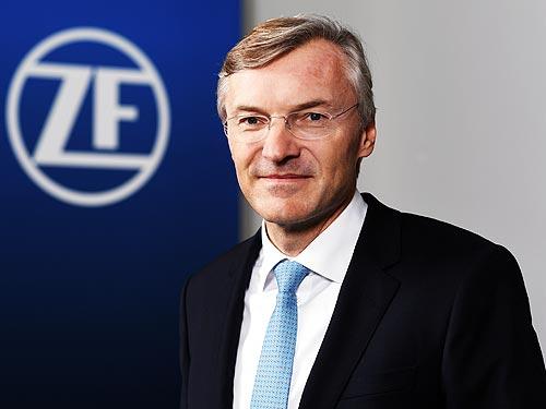 В концерне ZF назначен новый председатель правления
