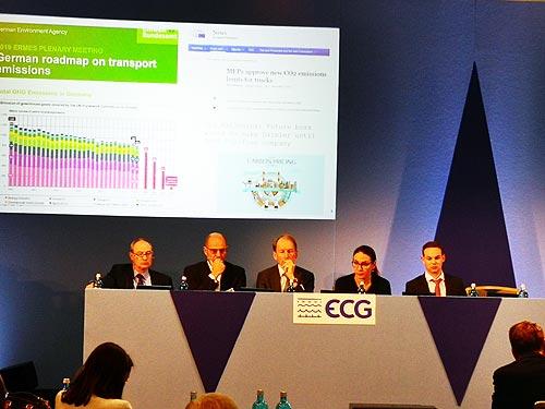 Европейский автомобильный рынок ждут тектонические изменения. Репортаж с Конференции ECG