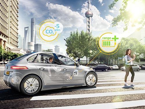Continental разработала тормозную систему, снижающую выбросы CO2