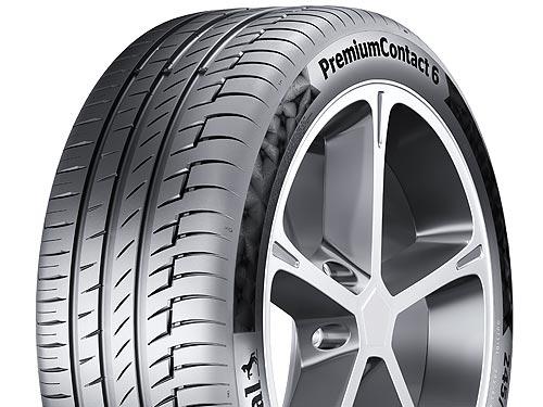 Continental PremiumContact 6 назвали «идеально сбалансированной» спортивной шиной