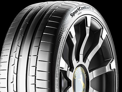 Спортивные шины Continental SportContact 6 назвали лучшими