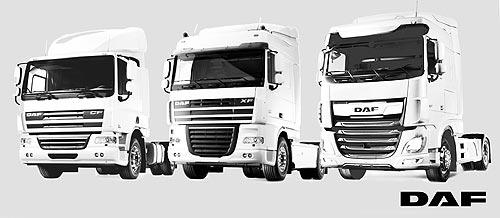 Специальное предложение от DAF Trucks Ukraine на Агро-2019