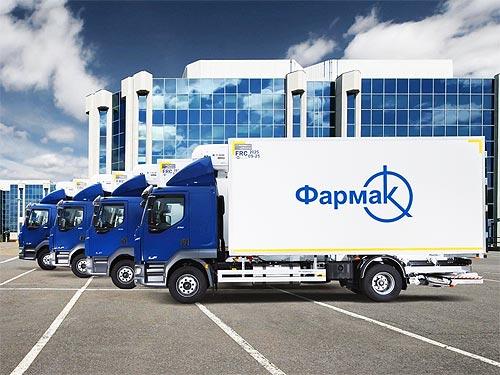 Фармацевтическая компания «Фармак» закупила грузовики DAF