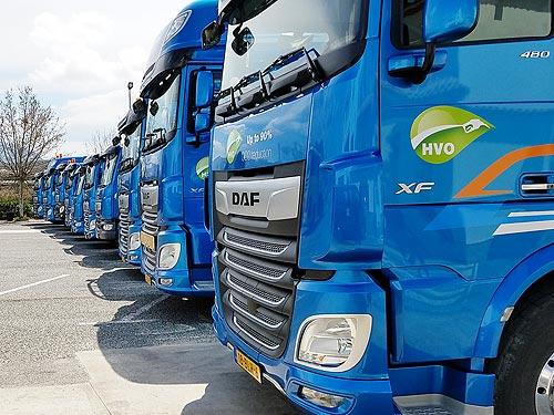DAF вновь стал лидером по продажам на европейском рынке по итогам 2020 года