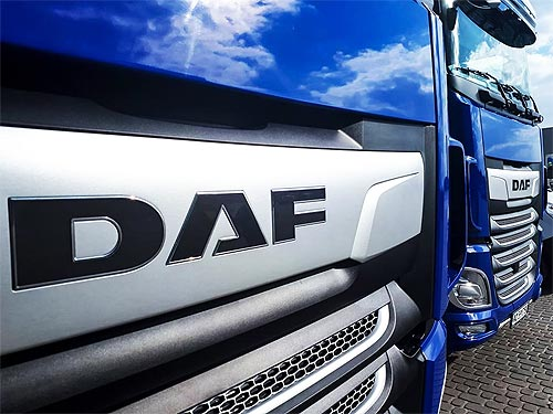 DAF проводит День открытых дверей