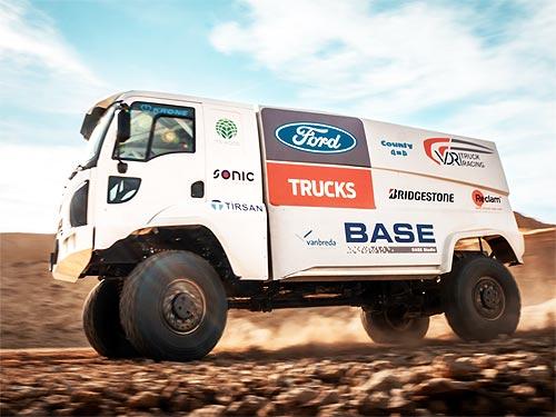 Ford Trucks участвует в ралли Дакар 2019