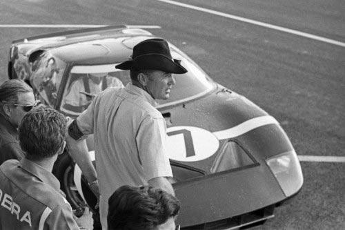 Goodyear '66: какая шинная история освещена в фильме «Ford vs Ferrari»