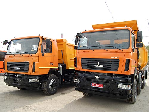 МАЗ ищет сервисных партнеров по обслуживанию техники по всей Украине