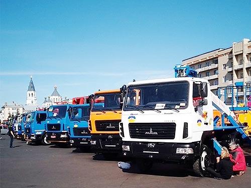 Самые продаваемые грузовики на рынке в 2019 году