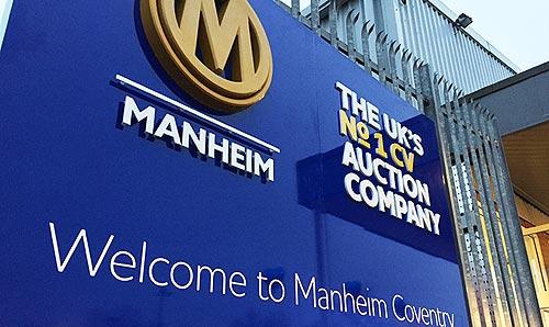 В Украине теперь доступен закрытый аукцион Manheim - аукцион