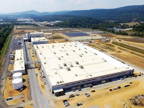 Nokian Tyres открывает свой первый завод в США