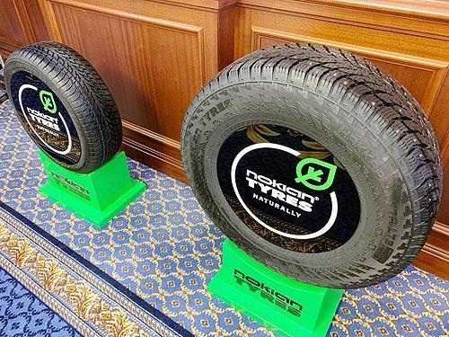 Какие новинки шин Nokian Tyres представила к зимнему сезону