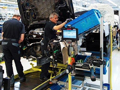 У украинского автобизнеса появилась возможность посетить заводы Audi, BMW, Mercedes-Benz в рамках специальных туров - автобизнес