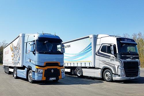 Ближайшее и дальнее будущее Volvo Trucks и Renault Trucks
