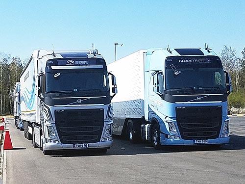 Volvo Trucks смогла снизить расход топлива на 7% в модельной линейке FH 2019 года
